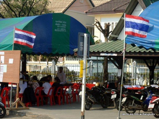 Wybory w Bangkoku